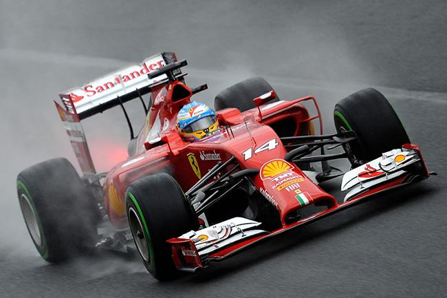 Fernando Alonso - Gran Premio de Australia - 2014 - Calificación