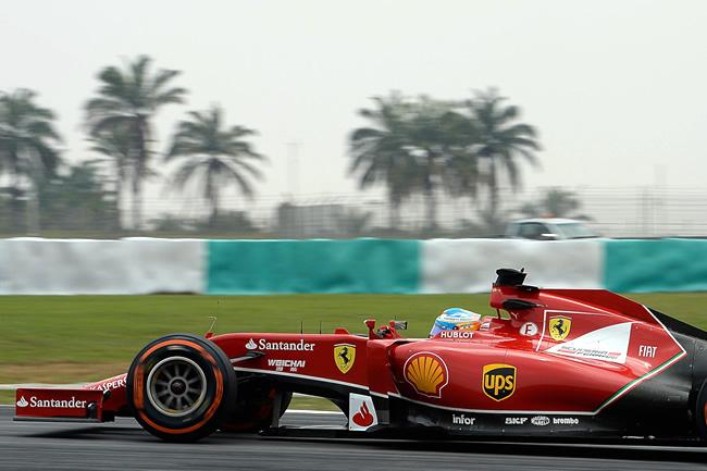 Fernando Alonso - Scuderia Ferrari - Gran Premio de Malasia - Sepang 2014 - Calificación