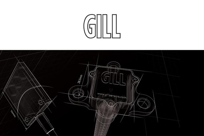 Gill Sensors - Logo - Proveedor FIA - Sensor Flujo Combustible