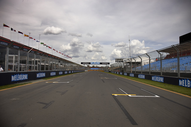 Gran Premio de Australia - Melbourne - Albert Park - F1 2014