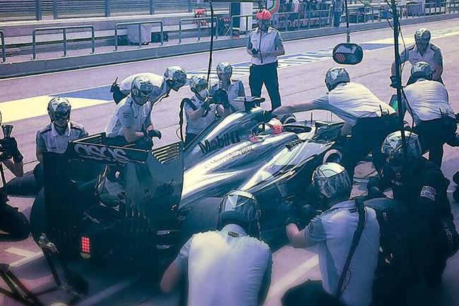 Jenson Button - McLaren - Gran Premio de Malasia - Sepang - 2014 - Viernes
