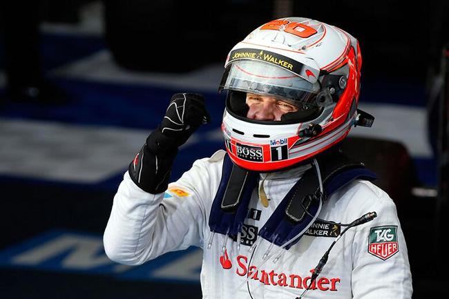 Kevin Magnussen - McLaren - Gran Premio de Australia - Domingo Carrera