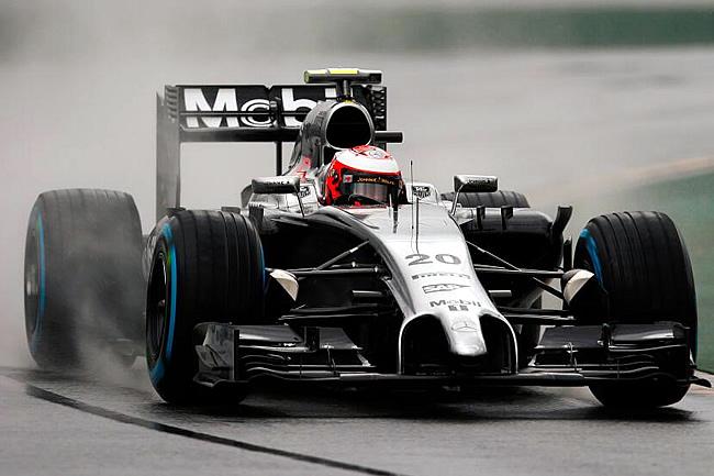 Kevin Magnussen - McLaren - Gran Premio de Australia 2014 - Calificación