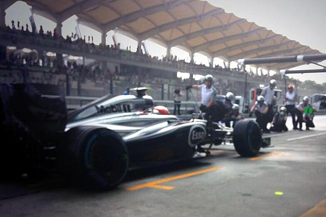 Kevin Magnussen - McLaren - Gran Premio de Malasia - Sepang 2014 - Calificación