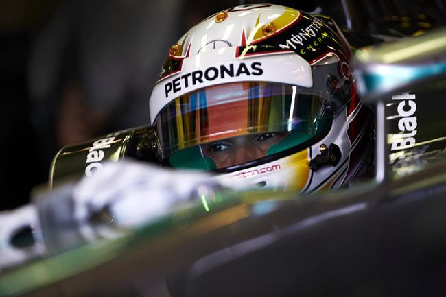 Lewis Hamilton - Mercedes AMG F1 - Gran Premio de Australia 2014 - Viernes