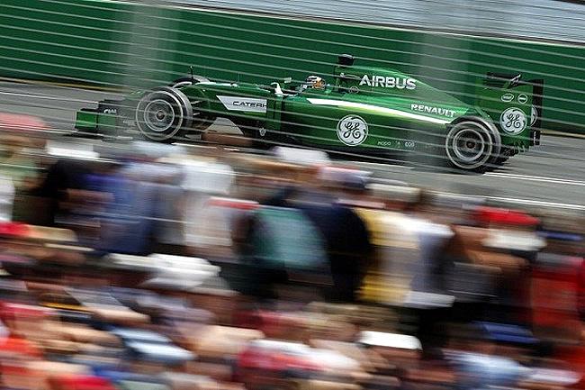 Marcus Ericsson - Caterham - Gran Premio de Australia