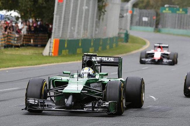 Marcus Ericsson - Caterham - Gran Premio de Australia 2014 - Carrera - Balance