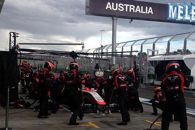 Max Chilton - Marussia - Gran Premio de Australia - Carrera Domingo