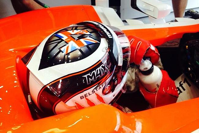 Max Chilton - Marussia - Gran Premio de Autralia