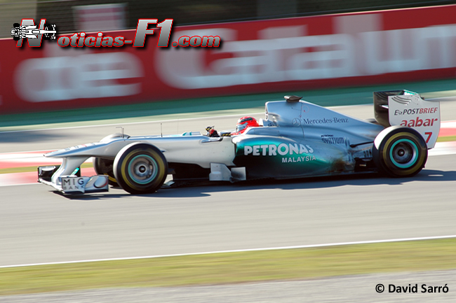 Michael Schumacher - 2 - David Sarró - www.noticias-f1.com