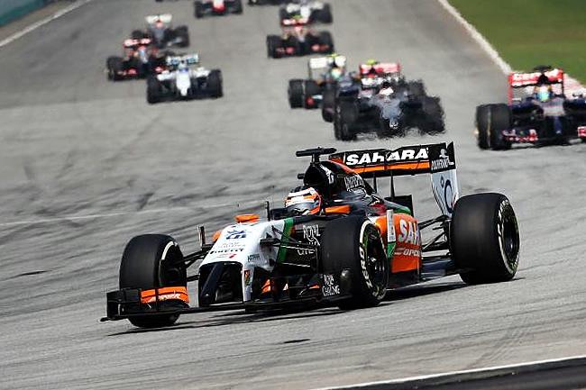 Nico Hulkenberg- Gran Premio de Malasia - Sepang 2014 - Domingo