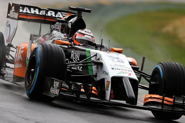 Nico Hulkenberg - Sahara Force India - Gran Premio de Australia - Calificación