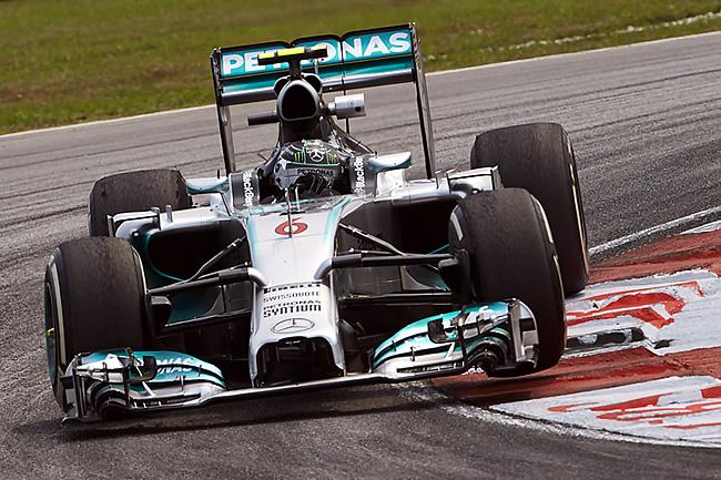 Nico Rosberg - Gran Premio de Malasia - Sepang 2014 - Viernes