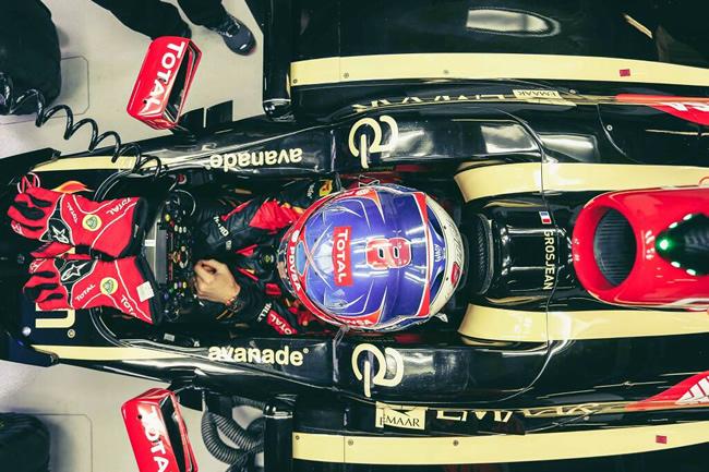 Romain Grosjean - Lotus - Gran Premio de Australia - Domingo
