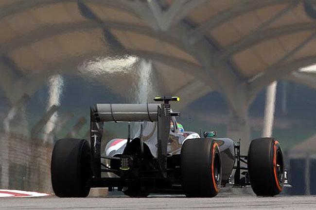 Sauber - Gran Premio de Malasia - Sepang 2014 - Domingo