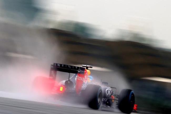Sebastian Vettel - Gran Premio de Malasia - Sepang 2014  Calificación