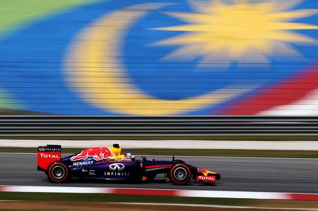 Sebastian Vettel - Red Bull Racing - Gran Premio de Malasia - Sepang 2014 - Viernes