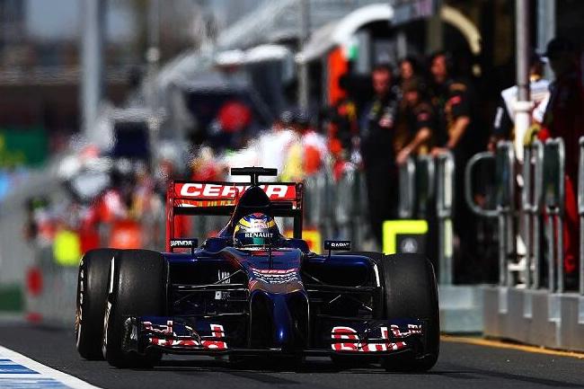 Toro Rosso - Gran Premio de de Australia - Viernes 2014