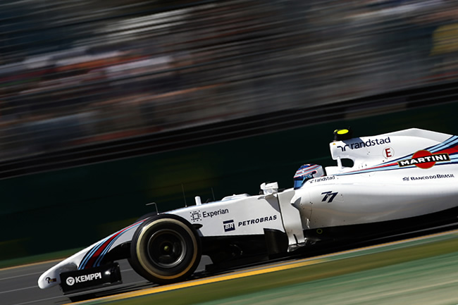 Valtteri Bottas - Williams - Gran Premio de Australia 2014 - Carrera - Domingo