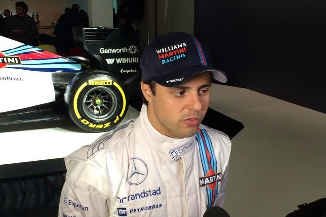 Felipe Massa - 1 - Williams Martini Racing - 2014
