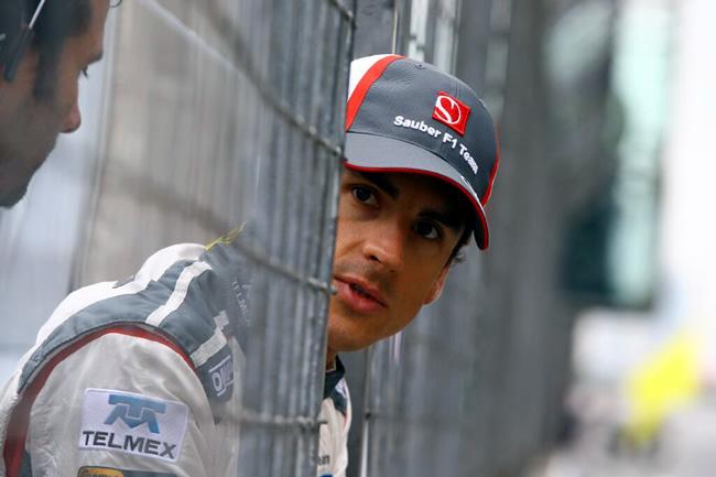 Adrian Sutil - Sauber - Gran Premio de China 2014 - Calificación