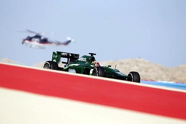Caterham - Gran Premio de Bahréin - Sakhir 2014 - Viernes