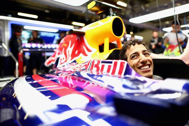 Daniel Ricciardo - Red Bull Racing - Gran Premio de China 2014
