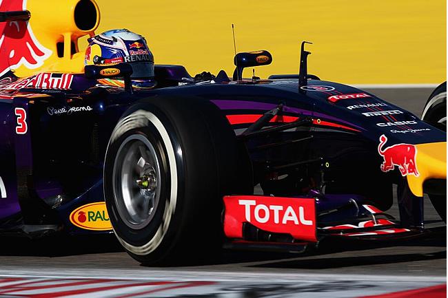 Daniel Ricciardo - Gran Premio de Bahréin - Sakhir 2014 - Calificación