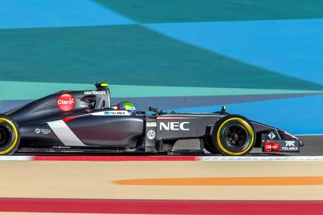 Esteban Gutiérrez - Gran Premio de Bahréin - Sakhir 2014