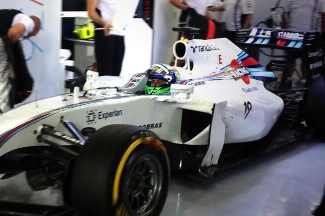 Felipe Massa - Williams - Gran Premio de Bahréin - Sakhir - Viernes