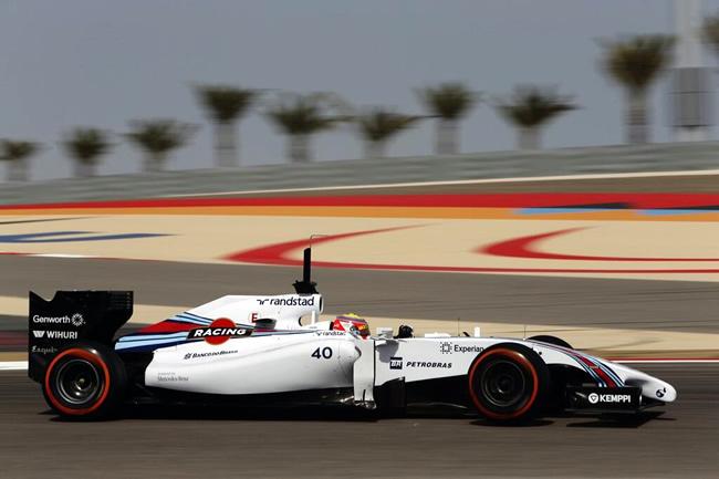 Felipe Nasr - Williams - Test Bahréin - Día 2 - Temporada 2014