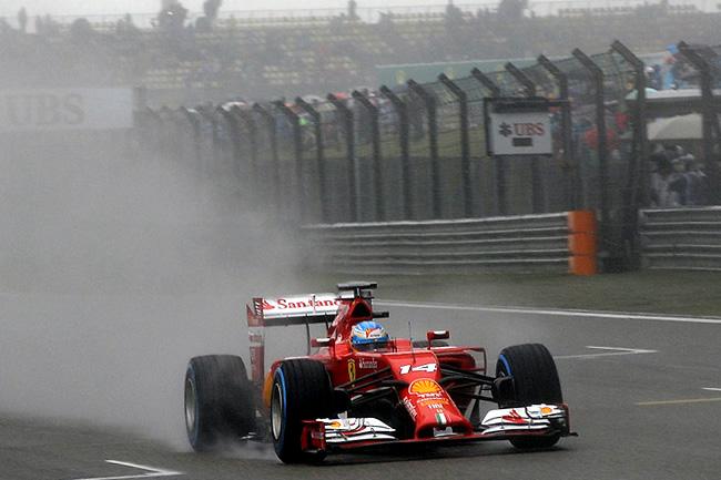 Fernando Alonso - Scuderia Ferrari - Gran Premio de China 2014 - Calificación