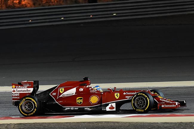 Fernando Alonso - Scuderia Ferrari - Gran Premio de Bahréin - Sakhir 2014 - Viernes