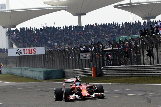 Fernando Alonso - Scuderia Ferrari - Gran Premio de China 2014 - Carrera