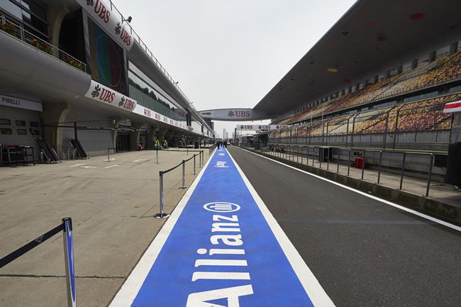 Gran Premio de China Shanghái 2014 - F1 Fórmula 1