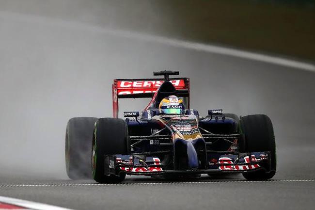 Jean-Eric Vergne - Toro Rosso - Gran Premio de China 2014 - Calificación