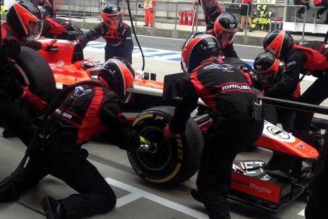 Jules Bianchi - Marussia - Gran Premio de China - 2014 - Carrera