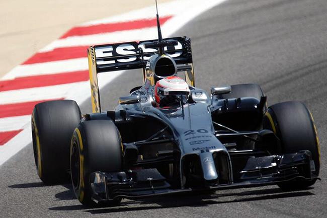 Kevin Magnussen - McLaren - Temporada 2014 - Día 2