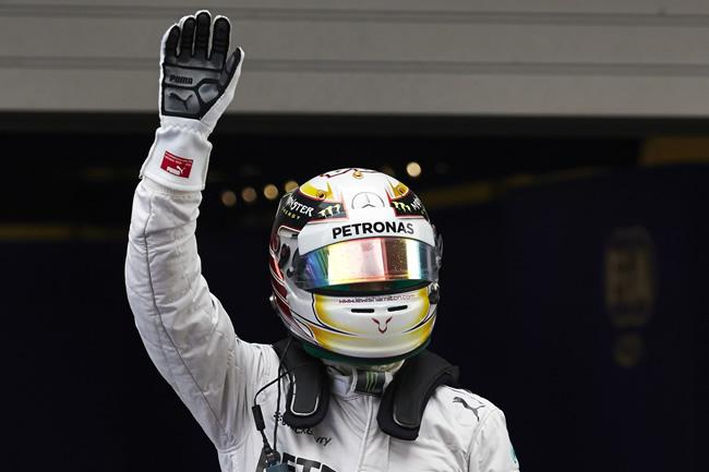 Lewis Hamilton - Mercedes - Gran Premio de China 2014 - Calificación