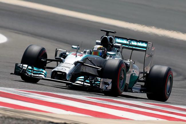 Lewis Hamilton - Mercedes AMG F1 - Temporada 2014 - Día 2 - Test