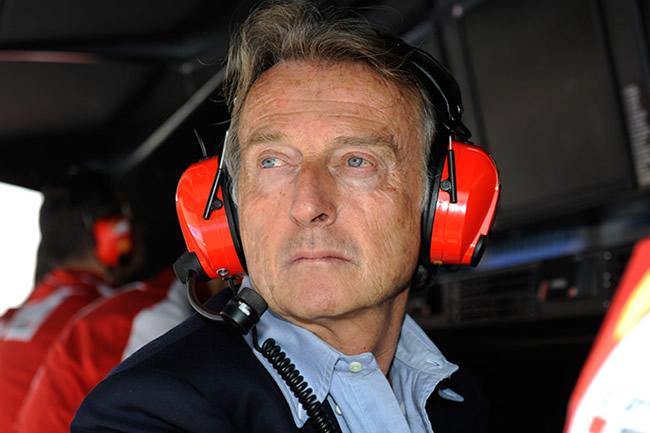 Luca di Montezemolo - Scuderia Ferrari - 3