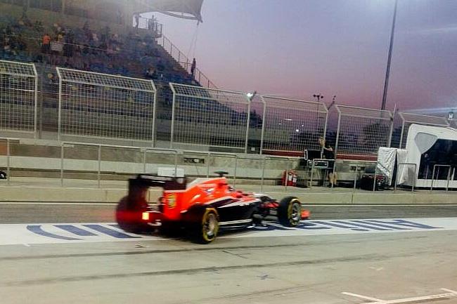 Marussia - Gran Premio de Bahréin - Sakhir 2014 - Calificación