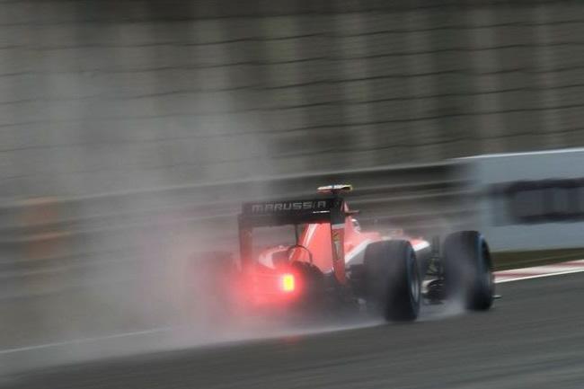 Marussia - Gran Premio de China 2014 - Calificación
