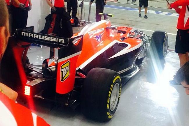 Marussia - Gran Premio de Bahréin 2014 - Sakhir - Viernes