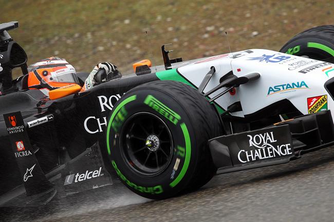 Nico Hulkenberg - Gran Premio de China 2014 - Calificación