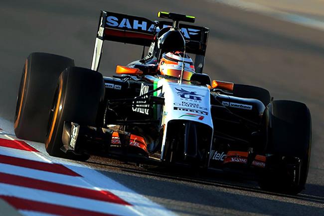 NIco Hulkenberg - Test temporada 2014 - Bahréin
