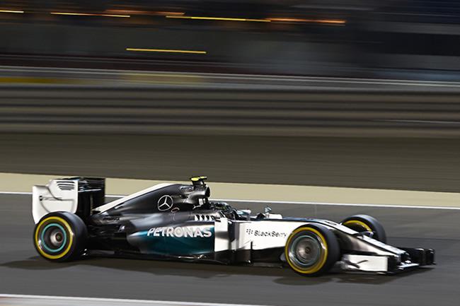 Nico Rosberg - Gran Premio de Bahréin - Sakhir 2014 - Calificación
