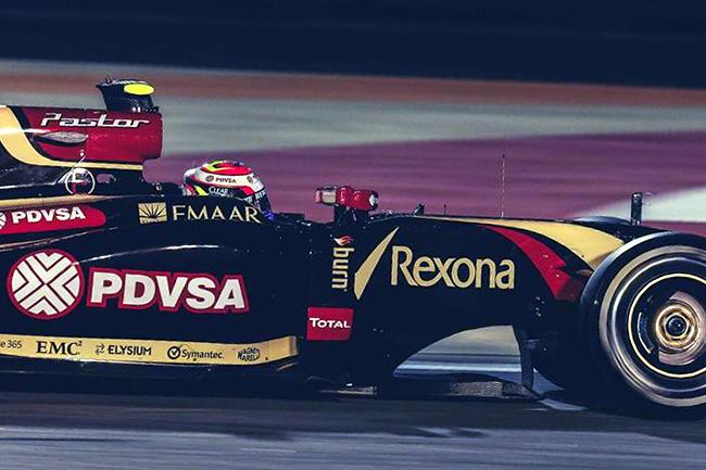 Pastor Maldonado - Gran Premio de Bahréin - Lotus - Viernes - 2014