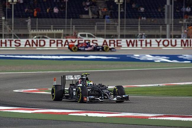 Sauber - Gran Premio de Bahréin - Viernes