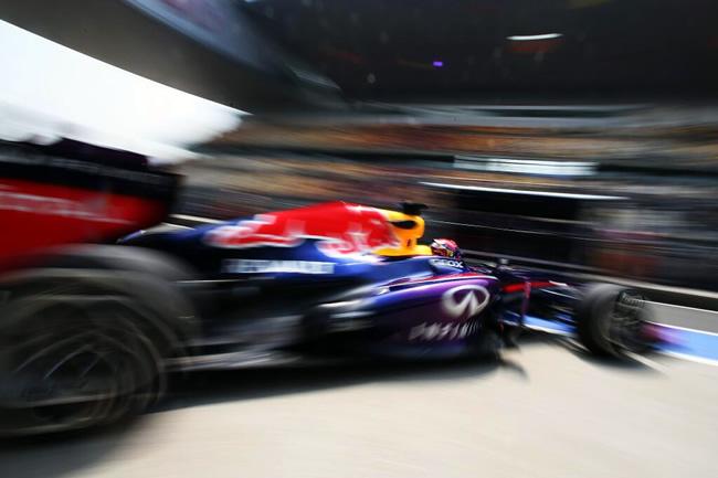 Sebastian Vettel - Red Bull Racing - Gran Premio de China 2014 - Entrenamientos